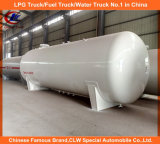 ASME 25tons LPG Storage Tank van LPG Gas Tank 50000L voor Nigeria