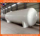 El tanque de almacenaje del depósito de gasolina de ASME 25tons LPG 50000L LPG para Nigeria