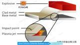 Corc-G que desliza la tira con la placa de base de desplazamiento de acero compuesta del trazador de líneas