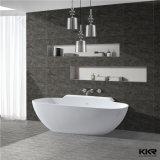 Facile pulire la vasca da bagno di superficie solida acrilica della pietra della resina
