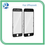 """iPhone6 6g 4.7ののための中間フレームの斜面が付いている外ガラス""""フレームが付いている前部ガラスレンズ"""