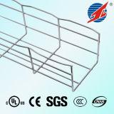 Изготовление подноса кабеля ячеистой сети (аттестованный CE, RoHS, SGS ISO9001)