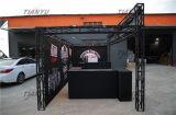 Cabina de aluminio de encargo de aluminio del braguero de la venta caliente 2016, etapa del braguero