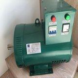 Heißer Verkaufs-einphasig-Pinsel Wechselstrom-elektrischer Drehstromgenerator-Generator 220V 230V 50Hz