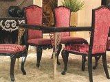 2016 의자 Ls 310A 의자를 식사하는 의자 직물을 식사하는 상한 식사 의자 단단한 나무를 식사하는 새로운 수집 의자 새로운 디자인