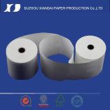 Papel de rodillo termal adhesivo del papel termal