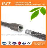 Connettore/giuntura/accoppiatore del tondo per cemento armato per il rullo della sbucciatura della nervatura che filetta tondo per cemento armato