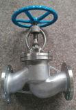 GB di acciaio inossidabile 304/316 di valvola di globo flangiata