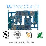 PWB do circuito impresso da fabricação da eletrônica com UL ISO9001 RoHS