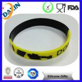 De goedkoopste Armband van de Douane van het Silicone voor Reclame