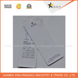 Tag de papel feito sob encomenda do cair do preço de fábrica
