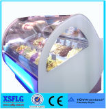 Xsflg Gelato italiano Ice Cream Display Cabinet Freezers (CE approvato) - B7