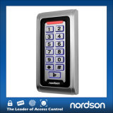 Hot Sales RFID Metal Door Access Controller com Luminous e Doorbell