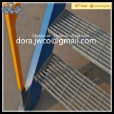 DIP quente Galvanized Stair Step Metal com Nosing Direct Factory