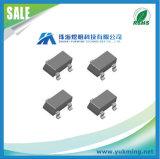NPN universeller Verstärker-Transistor Mmbt5551 des elektronischen Bauelements