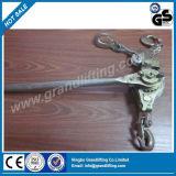 Tenditore del cavo del tenditore della mano della fune metallica