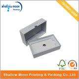 Boîte d'emballage personnalisée en cellule blanche (QYCI1513)