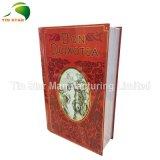 Livro Shape Tin para Tea Package e Promotional Decoration