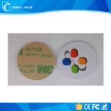 etiqueta impresa milímetro del disco del PVC de 30 NFC/etiqueta del Anti-Metal NFC - Ntag 216