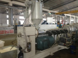 Rohr-Strangpresßling-Zeile des niedrigen Preis-PP/PE/HDPE Plasic