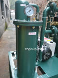 Petite machine portative économique de filtre d'huile isolante (ZY-6)