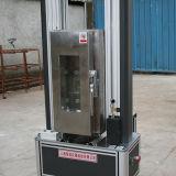Máquina de prueba extensible serva de la computadora de escritorio con el extensómetro (Hz-1004C)