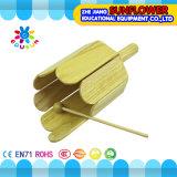 Speelgoed van het Instrument van de Diabolo van het Stuk speelgoed van de Muziek van de Kinderen van het Speelgoed van de Muziek van Orff het Muzikale (xyh-14202-1)