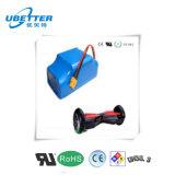 Batterie au lithium de LiFePO4 12.8V 9ah pour le chariot à golf