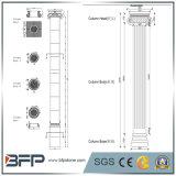 Colunas de pedra natural de alto nível / Pilares / Pilaster quadrado