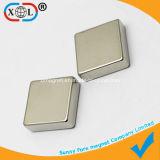 Kleiner quadratischer Form-Magnet auf Lager