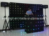 LED DJ 비전 그룹 Drape/LED 비전 커튼 /LED 영상 커튼 /LED DJ 비전 커튼 세트