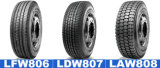 Flaches Wide Base Linglong Tire (435/50R19.5 445/45R19.5 445/50R22.5 445/65R22.5)
