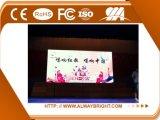 Schermo di pubblicità dell'interno del quadro comandi del LED di Abt P4 video