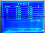 De secundaire Reeks van de Test van het Relais van de Bescherming van de Injectie (gdjb-PC)