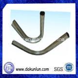Tubulação curvada de aço inoxidável de chapeamento de cobre