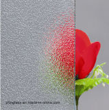 Verre cultivé en serre de bas fer Tempered avec 3.2mm, 4mm, 5mm, conception de 6mm Mistlite Nasiji
