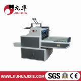 Máquina fria manual da laminação do papel e da película