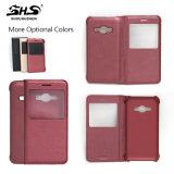 Shs Samsung 은하 A3를 위한 가죽 건전지 덮개 전화 상자