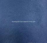 Padrão Lichee Couro de microfibra de alta qualidade para sapatos, sofá