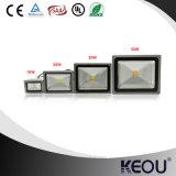 IP65スポーツライト製造業者が付いているGuanzghou 100W LEDのフラッドライト