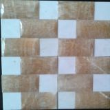 Century Diseño de mosaico de piedra natural para la televisión de la pared Fondo (FYSSL109)