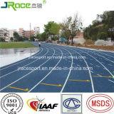 China-Lieferanten-Spray-Beschichtung-laufendes Spur-Bodenbelag-Material