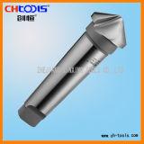 Avellanador cilíndrico del HSS de la asta de Chtools