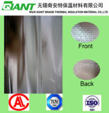China Supplier Double Sides Foil Woven Fabric