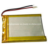 Li-Polymer rechargeable Lithium Battery pour GPS Tracker