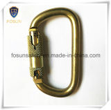 Sicherheitsgurt-Zubehör-Metall Carabiner (DS22-2)
