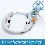 Fechamento de aço do círculo do fechamento Yh9160 em ferradura/fechamento bicicleta do anel
