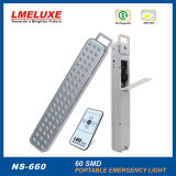 indicatore luminoso Emergency ricaricabile portatile di SMD LED con telecomando