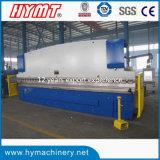 Hydraulische WC67Y-160X6000 Kohlenstoffstahl-Plattenpressebremse