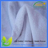 PUのマットのための上塗を施してある伸縮性がある防水通気性の綿織物